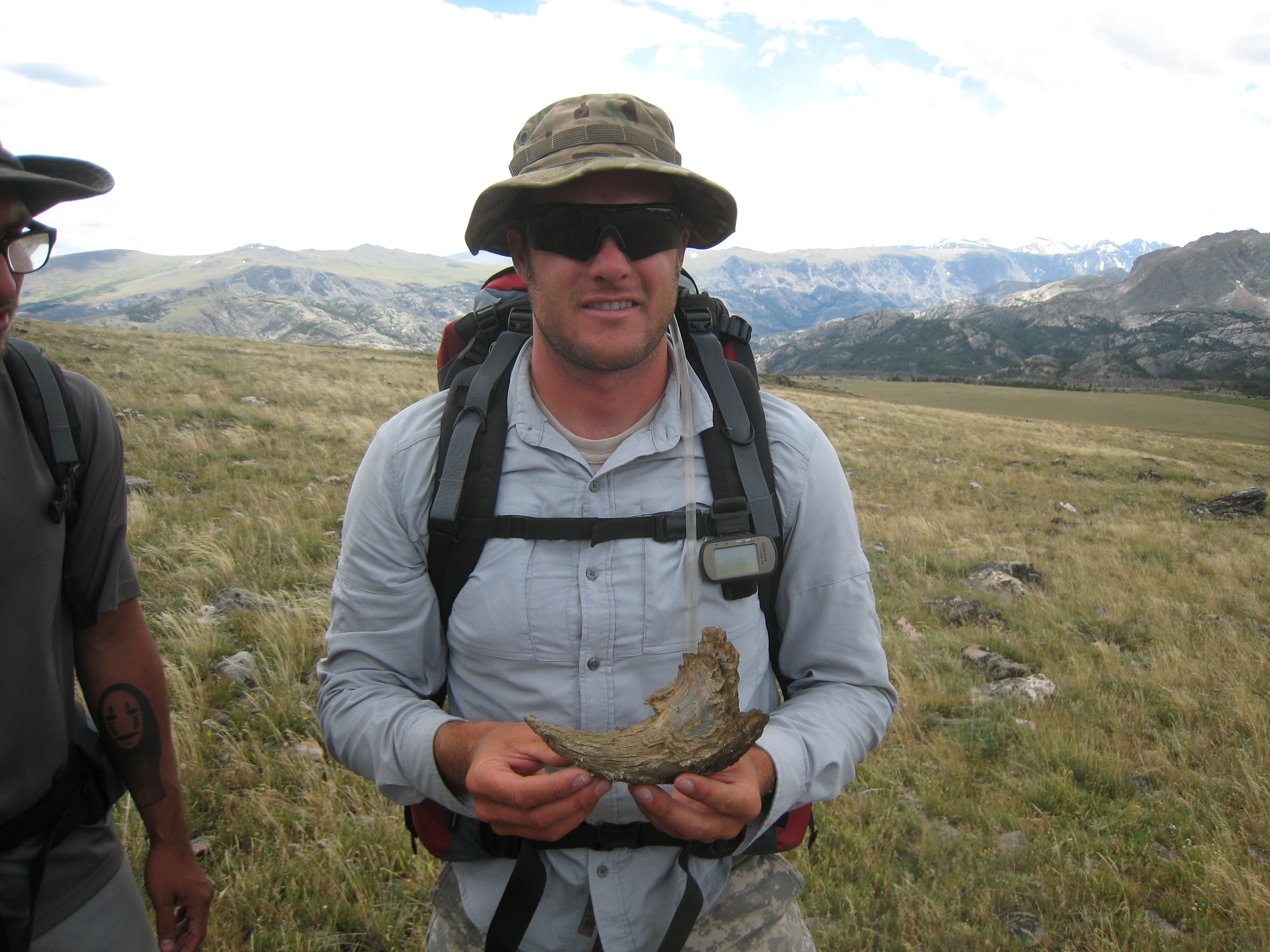 September 12 - Central Wyoming College Field School - Wyoming State